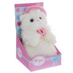 Мягкая игрушка Кошечка Мими в беретике 24 см
