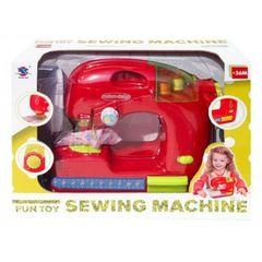 Машинка детская швейная электрическая