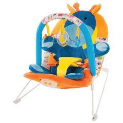 Детское кресло-качалка Бегемот