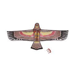 Воздушный змей в пакете Ястреб