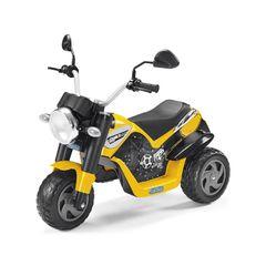 Детский электромотоцикл Peg-Perego Ducati Scrambler