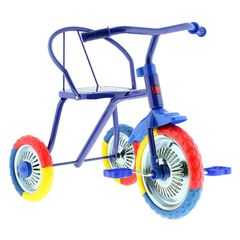 Велосипед трехколесный Тип-Топ 313цвет синий