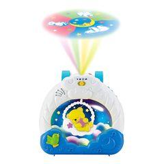 Ночник-проектор Умка пульт д/у, свет+звук (колыбельные из м/ф)