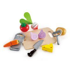 Набор посуды и продуктов Основы кулинарии