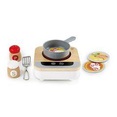 Игровой набор Плита со сковородой