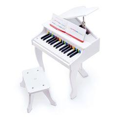 Музыкальная игрушка Рояль Делюкс, белый