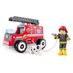 Пожарная машина с водителем