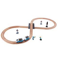 Игровой набор Ж/Д Пассажирских поездов