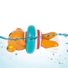 Игрушка для купания Пловец Тедди, заводная игрушка