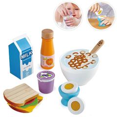 Игровой набор  Вкусный завтрак