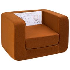 Раскладное бескаркасное (мягкое) детское кресло серии
