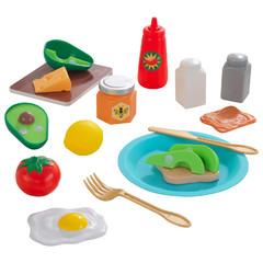 Игровой набор Готовим тост с авокадо