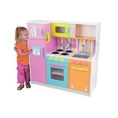 """Большая детская игровая кухня """"Делюкс"""" (Deluxe Big & Bright Kitchen)"""