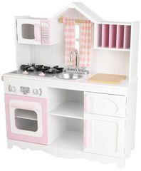 """Игровая кухня для девочки из дерева """"Модерн"""" (Modern Country Kitchen)"""