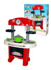 Набор Детской кухни BU-BU №9 (в коробке) со звуковыми эфектами