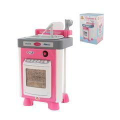 """Набор """"Carmen"""" №3 с посудомоечной машиной и мойкой (в коробке)"""